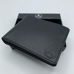 Mercedes Black Wallet NIB